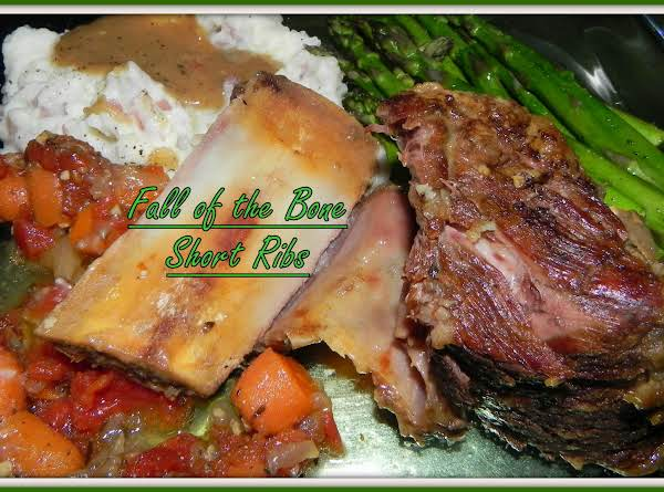 Italian Braised Short Ribs Recipe