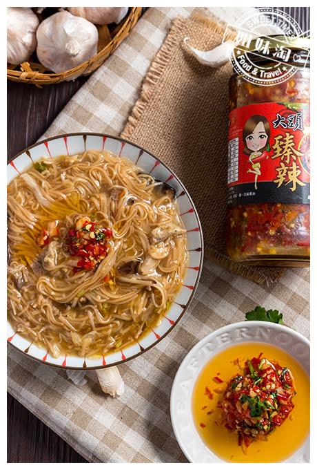 大頭臻辣辣椒醬