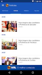 UOL Eleições 2016 – Apuração screenshot 5
