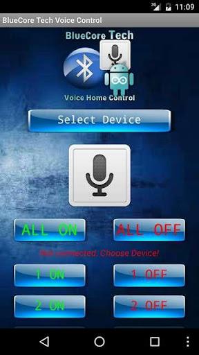 Arduino Voice Control 2.0 screenshots 1