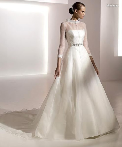 Mindanao 'Classic Wedding Dresses / Bridal Gown