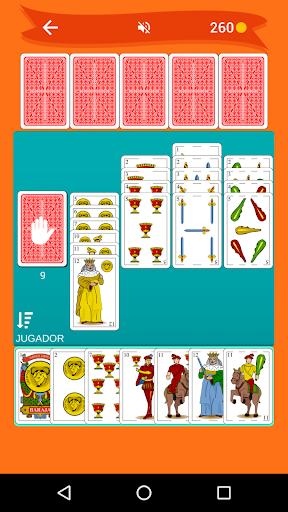 Sevens: card game 1.8 screenshots 3