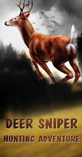 鹿狙擊手狩獵冒險