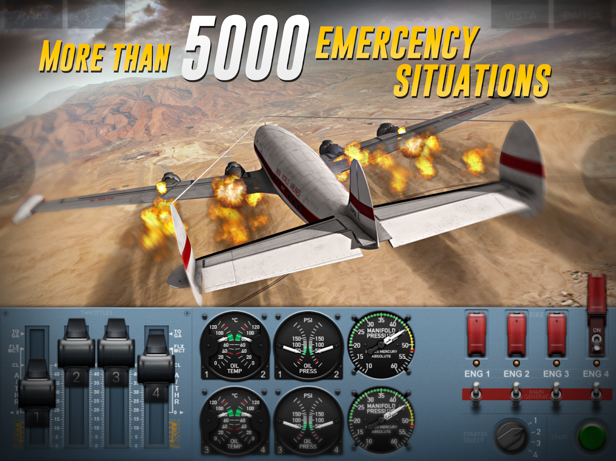 Extreme Landings- screenshot