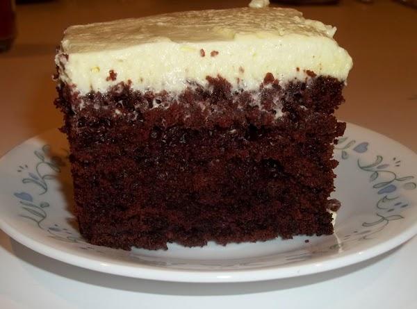 Wacky Chocolate Depression Cake Recipe