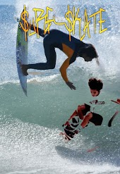 Surf Skate - Above the Lip