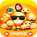 Emoji & Memoji Stickers : Smiley (WAStickerApps) icon