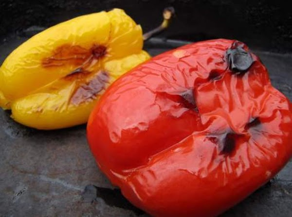 How To Roast Peppers Recipe