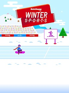 Ketchapp Winter Sports- screenshot thumbnail