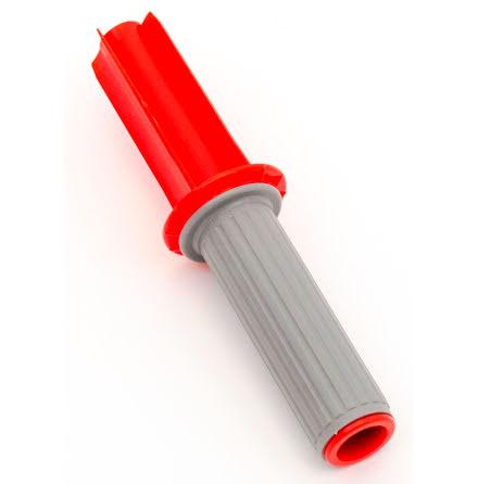 Handhållare för 38x102 mm kärn