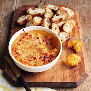 Butternut Squash and Parmesan Dip.