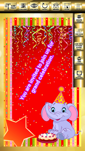 download first birthday card maker android apps apk 4811855