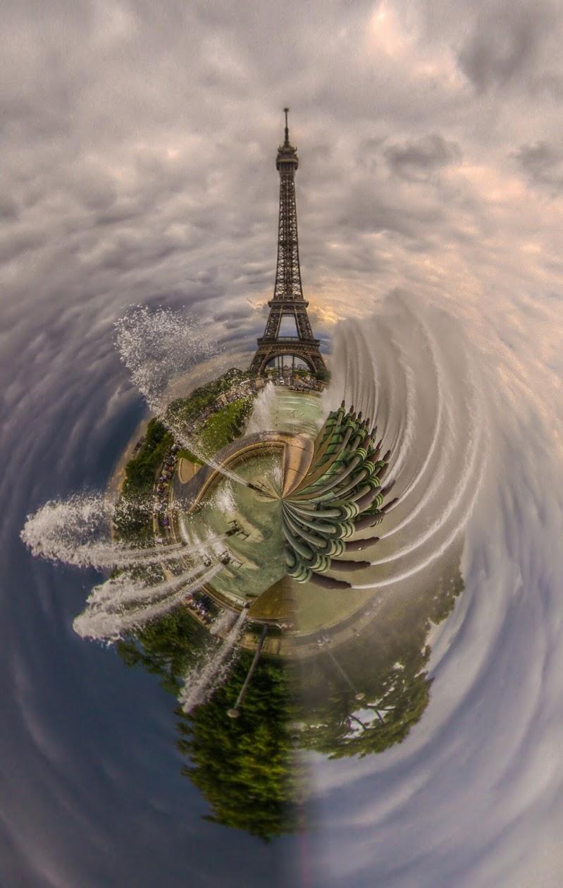 Parigi a tutto tondo di stefytina