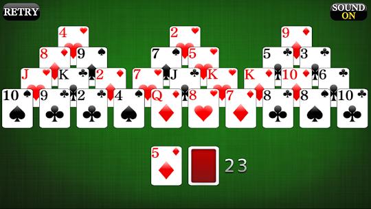 TriPeaks [card game] 5