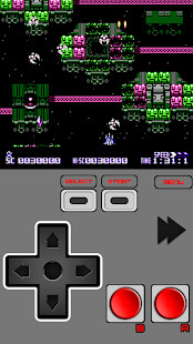 Retro8 (NES Emulator) Screenshot