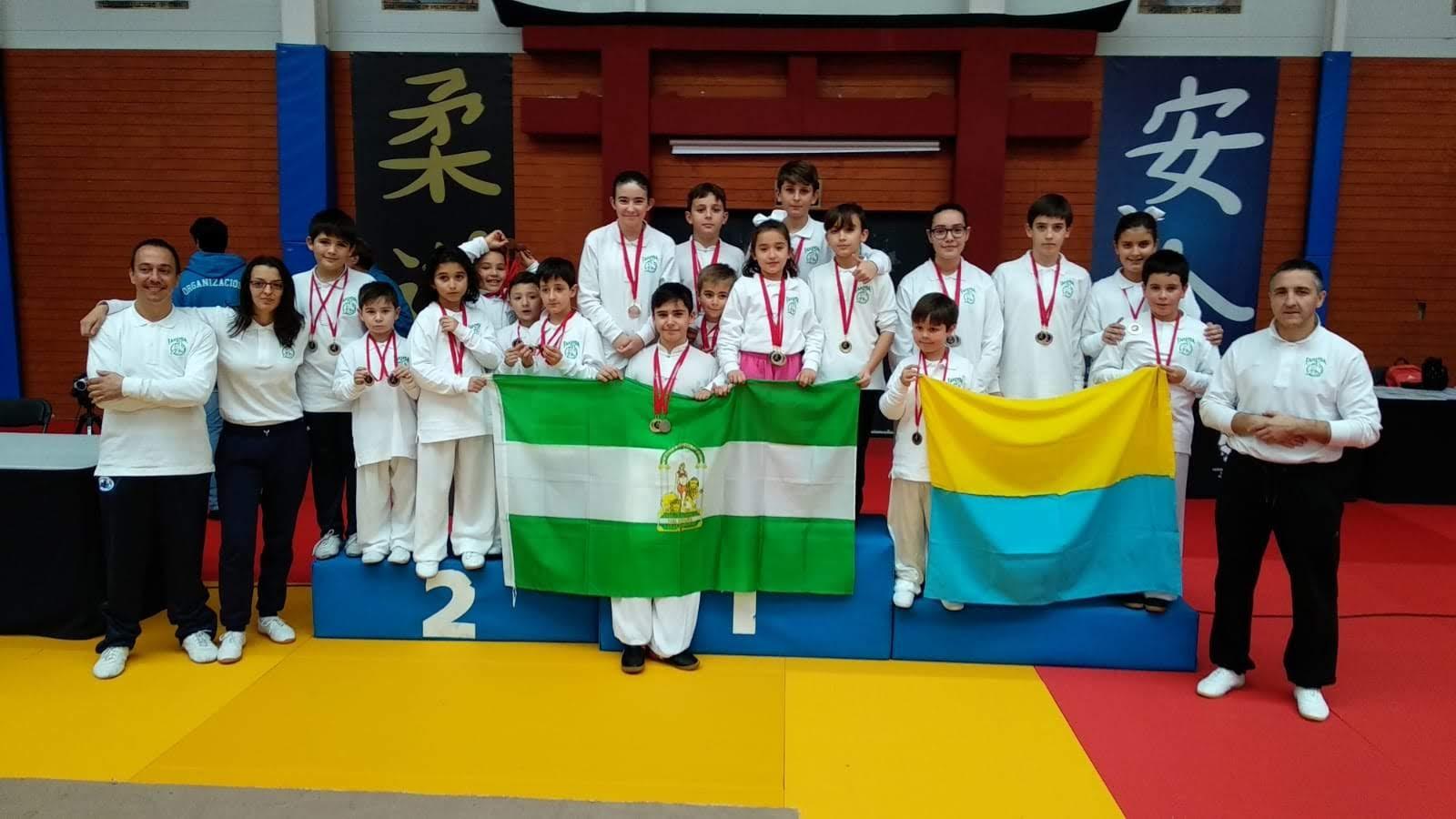 Un total de 33 Oros para la escuela Chen Shi Taiji