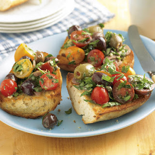 Olive and Tomato Salsa