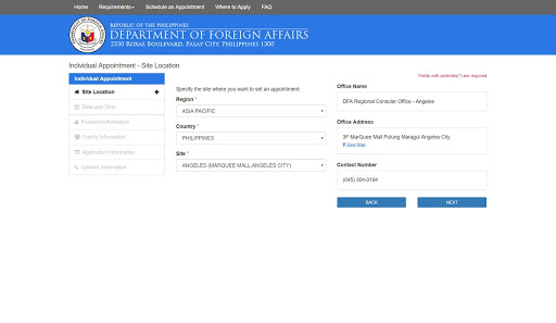 Philippine Passport Online Appointment