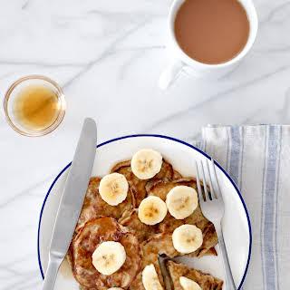 Banana-Pecan Paleo Pancakes.