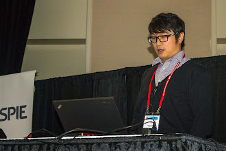 Photo: Tao Tan, SPIE Medical Imaging 2014