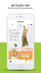 LimeRoad Online Shopping App for Women, Men & Kids Screenshot