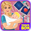 Jennys Pregnancy - Baby Care mobile app icon