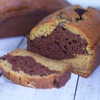 Chocolate Pumpkin Quick Bread.
