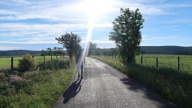 Photo: Léon nous a ramené du soleil de l'Espagne