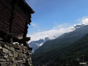 Photo: goodbye Zermatt!