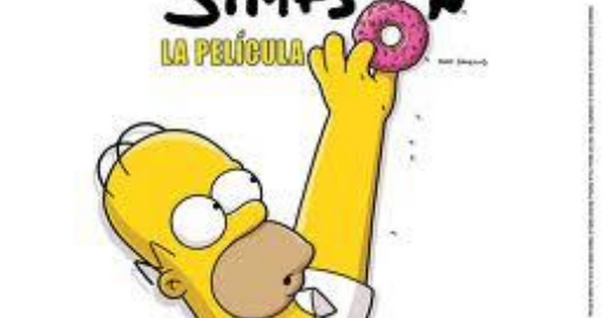 The Simpsons Google Slides
