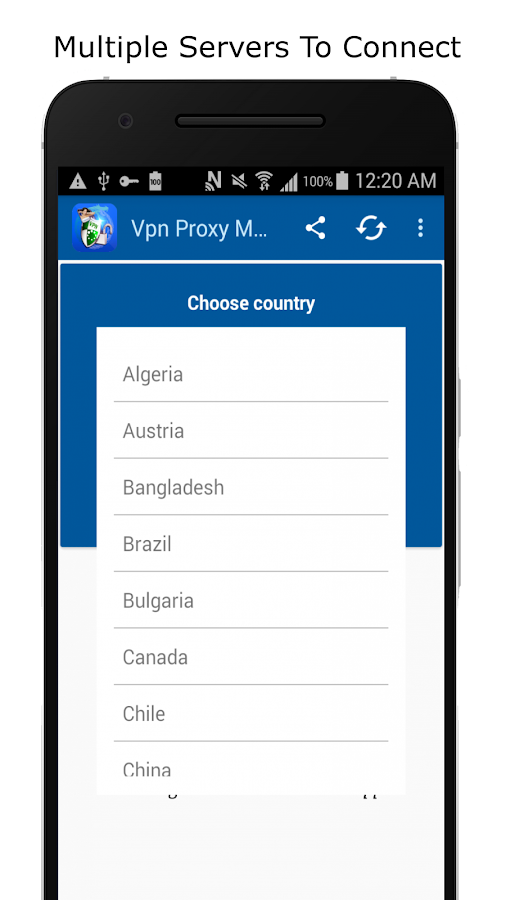 Unlimited Vpn Proxy Master APK Cracked Free Download | Cracked