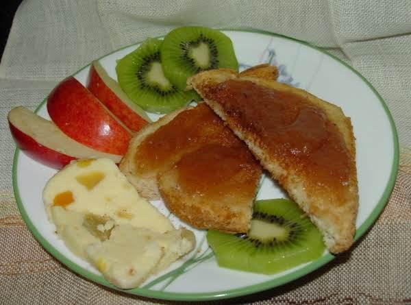 Pam's Carmelized Ginger Apple Butter Recipe