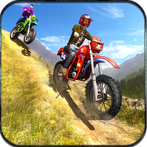 Offroad Motorbike Rider Simulator 2017: Dirt Bikes