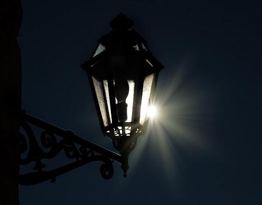 controluce sul lambacklight on the lamp di dady2