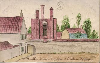Cartes postales anciennes de MOULLE