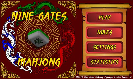 Nine Gates Mahjong