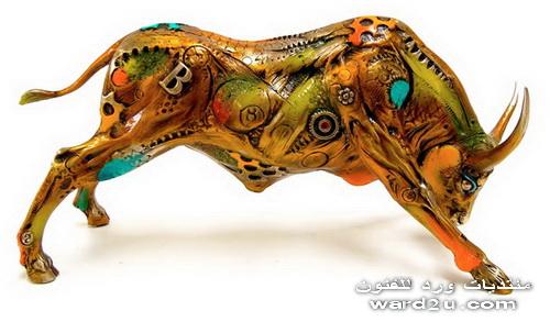 تحف وبرونزيات الفنان Nano Lopez