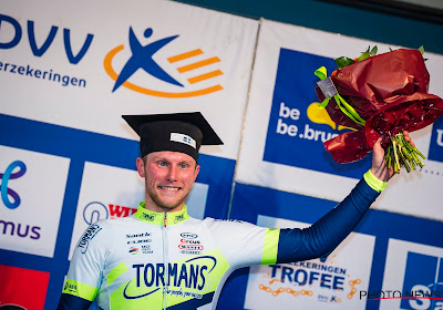 Tormans Cyclo Cross Team mikt met vier renners op drie medailles in nationale kampioenschappen