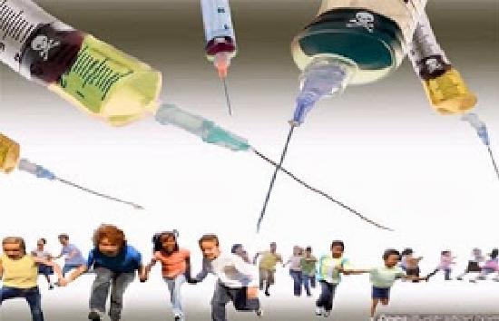 Hepatitis B Vaccine Causes Mutated 'Breakout'