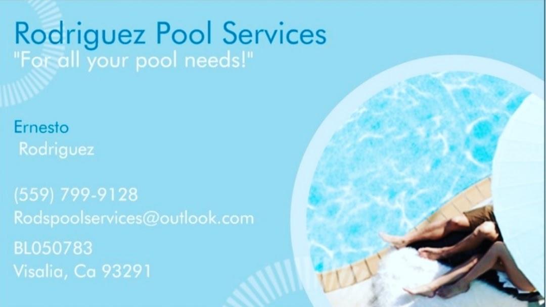 Rodriguez Pool Services Swimming Pool Repair Service In Visalia