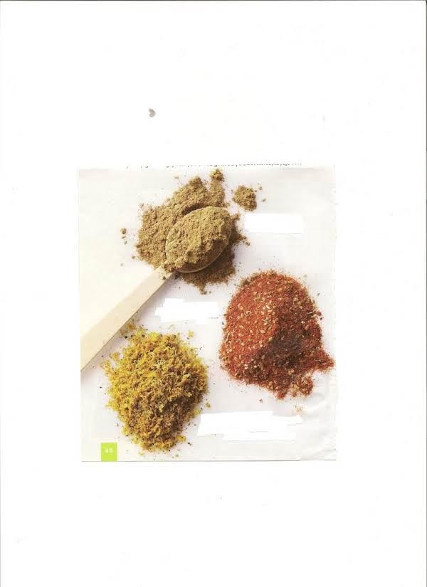 Pepper Rub Recipe