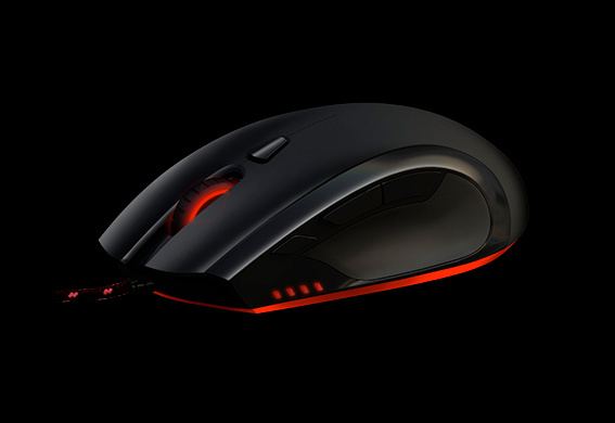 Meduza: Best Innovative Gaming Mouse | Technology and Website