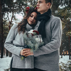 Wedding photographer Konstantin Enkvist (Enquist). Photo of 15.02.2017
