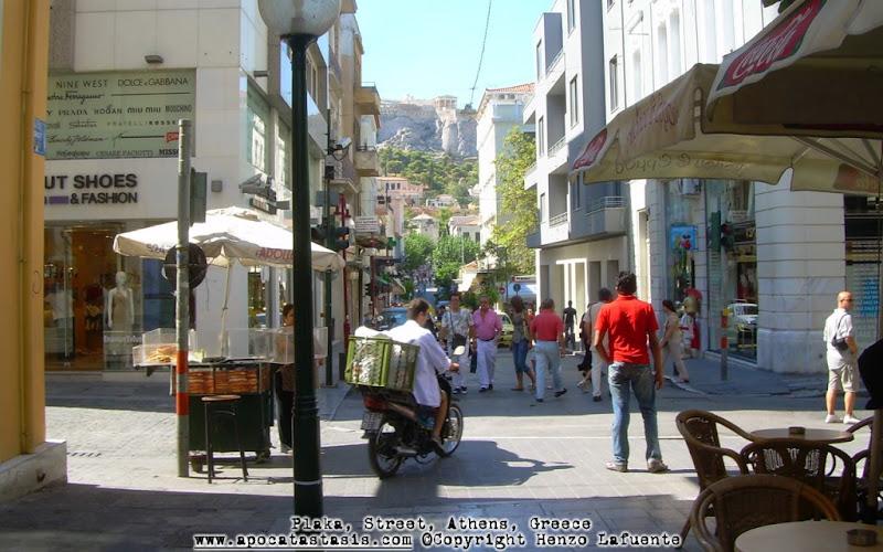 Photo: Atenas, Calle