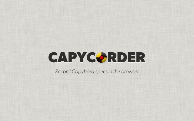 Capycorder