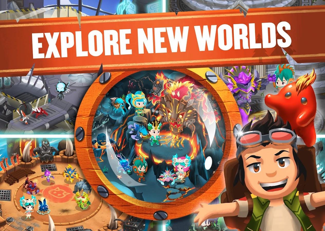 Battle Camp- screenshot