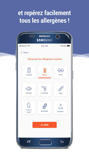 Scan Eat - Scanner alimentaire pour mieux manger  screenshots 4