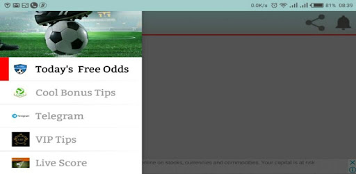 3+ ODDS DAILY - Apps on Google Play