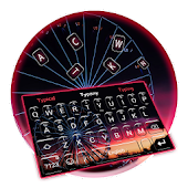 Typany Neon Ferris Wheel keyboard
