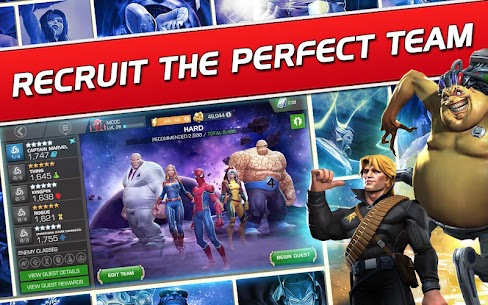 Marvel Contest Of Champions Mod Apk 26.1.1  (Fully Unlocked) 6